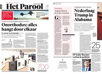 Het Parool – 13 december 2017