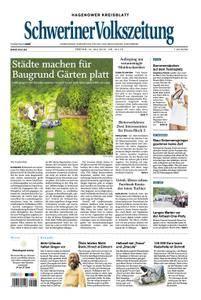 Schweriner Volkszeitung Hagenower Kreisblatt - 13. Juli 2018