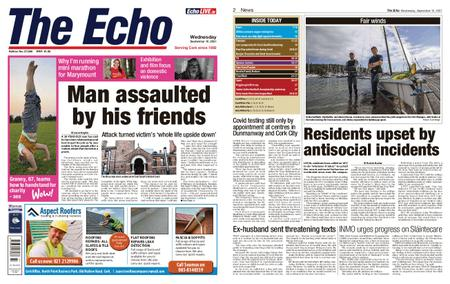 Evening Echo – September 15, 2021