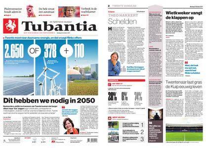Tubantia - Enschede – 24 oktober 2017