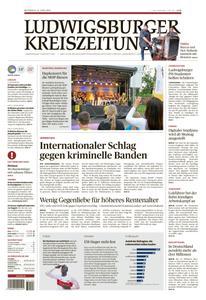 Ludwigsburger Kreiszeitung LKZ - 09 Juni 2021