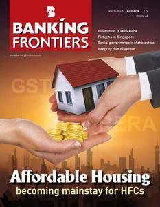 Banking Frontiers - April 2018