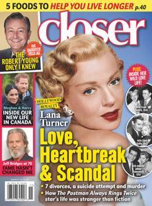Closer USA - March 16, 2020