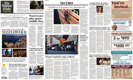 The Boston Globe – November 02, 2019