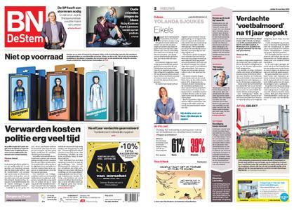 BN DeStem - Bergen op Zoom – 22 november 2019