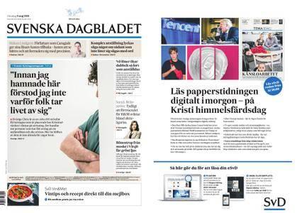 Svenska Dagbladet – 09 maj 2018