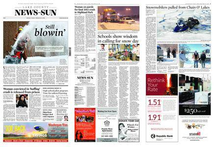 Lake County News-Sun – February 10, 2018