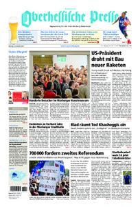 Oberhessische Presse Hinterland - 22. Oktober 2018