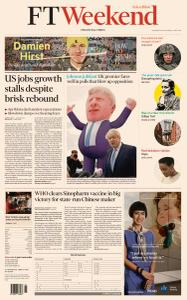 Financial Times Asia - May 8, 2021
