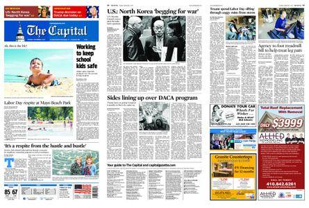 The Capital – September 05, 2017
