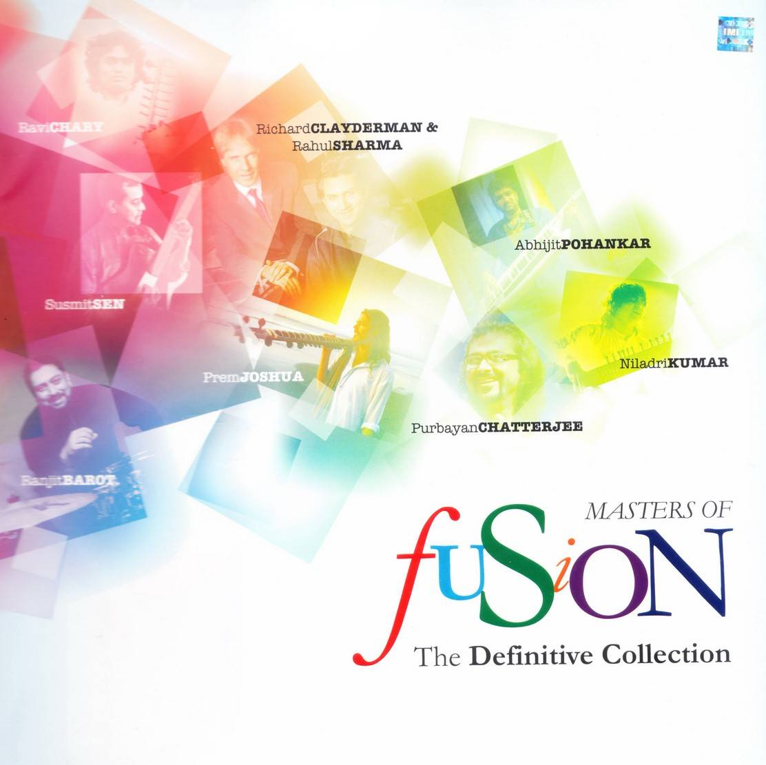 Various Artists - Masters Of Fusion - The Definitive Collection (2012) {16CD Set EMI 50999 624886 2 4}