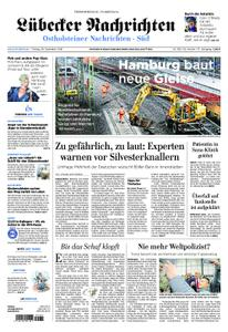 Lübecker Nachrichten Ostholstein Süd - 28. Dezember 2018