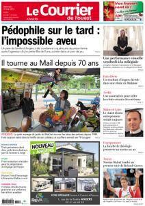 Le Courrier de l'Ouest Angers - 30 mai 2018