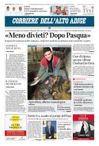 Corriere dell'Alto Adige – 02 aprile 2020