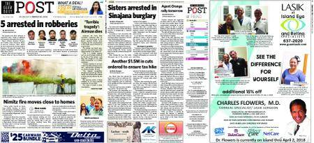 The Guam Daily Post – March 28, 2018