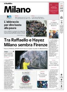 la Repubblica Milano - 26 Marzo 2019