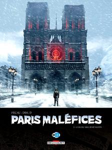 Paris Maléfices - Tome 2 - L'Or du millième matin