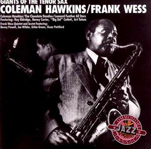 Coleman Hawkins & Frank Wess - Giants Of The Tenor Sax [Recorded 1940-1954] (1988)