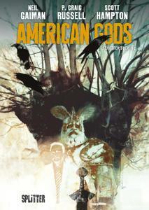 GER American Gods 01-Schatten Buch 1 von 2 2017 Splitter digital Lynx