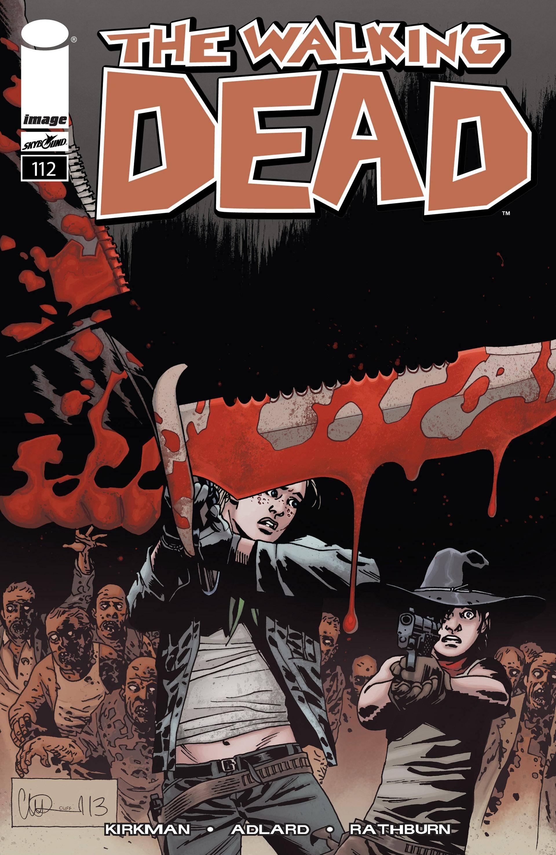 Walking Dead 112 2013 Digital