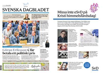 Svenska Dagbladet – 29 maj 2019