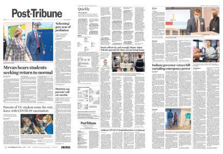 Post-Tribune – April 13, 2021