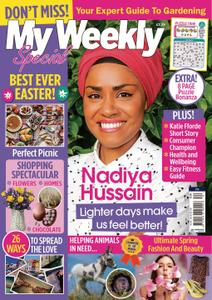 My Weekly Special – 18 March 2021