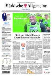 Märkische Allgemeine Dosse Kurier - 01. Oktober 2018