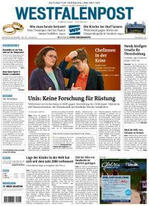 Westfalenpost Wetter - 29. Mai 2019