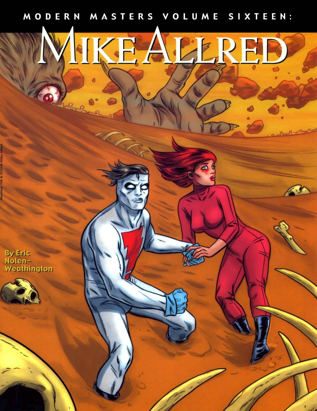 Modern Masters Vol 16 - Mike Allred ArtNet - DCP