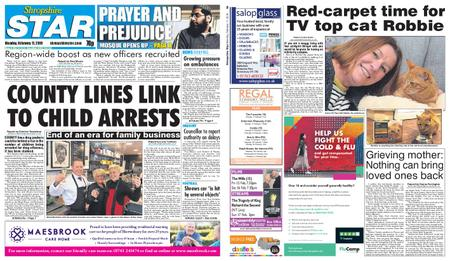 Shropshire Star Shrewsbury Edition – February 11, 2019