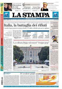 La Stampa Torino Provincia e Canavese - 6 Gennaio 2018