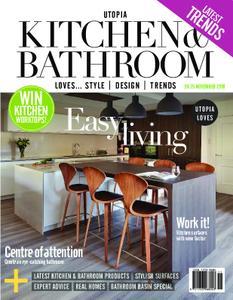 Utopia Kitchen & Bathroom – November 2018