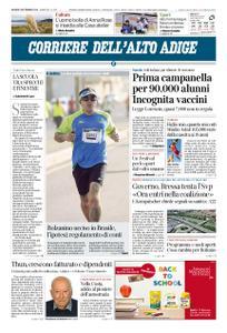 Corriere dell'Alto Adige – 05 settembre 2019