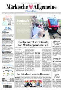 Märkische Allgemeine Prignitz Kurier - 19. April 2018
