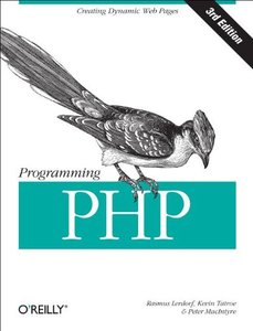 Programming PHP, 3rd Edition (repost)
