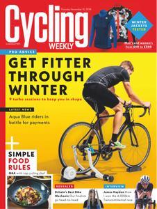 Cycling Weekly - November 15, 2018