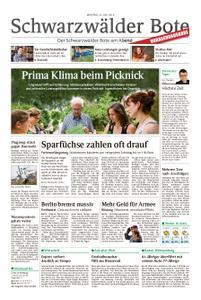 Schwarzwälder Bote Sulz - 22. Juli 2019