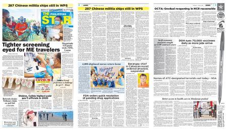 The Philippine Star – Mayo 13, 2021