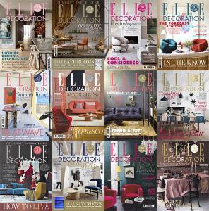 Elle Decoration UK - Full Year 2019 Collection