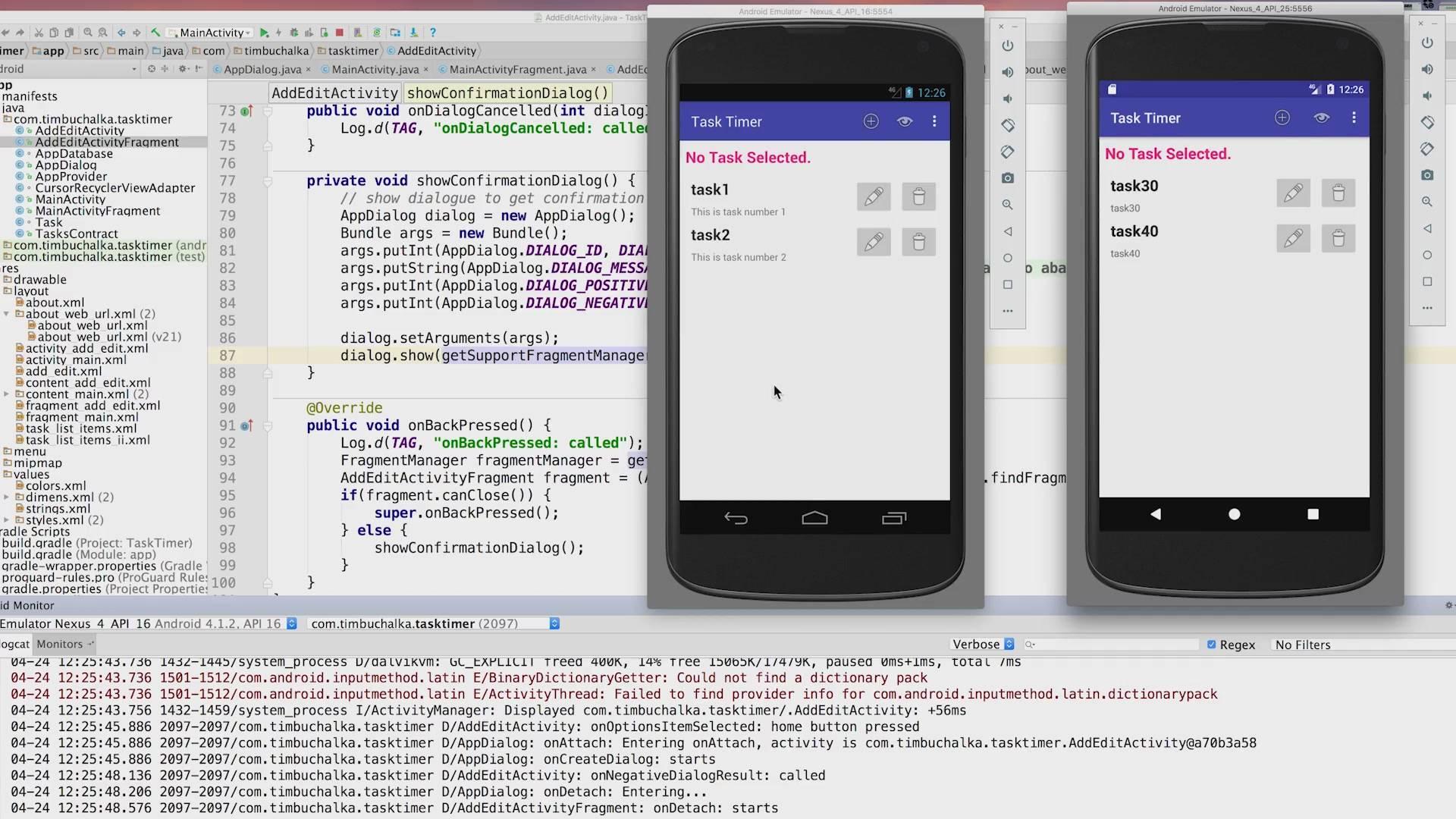 Udemy - Master Android 7 App Development (Update 2017)
