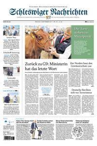 Schleswiger Nachrichten - 08. September 2017