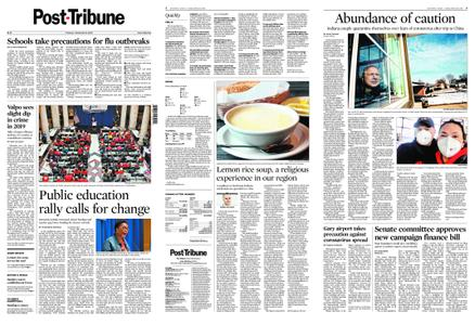 Post-Tribune – February 18, 2020