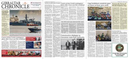 Gibraltar Chronicle – 14 November 2020