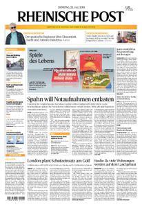 Rheinische Post – 23. Juli 2019