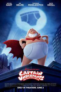 Captain Underpants The First Epic Movie (2017)