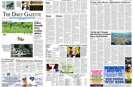 The Daily Gazette – August 17, 2019