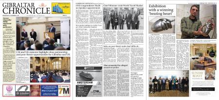 Gibraltar Chronicle – 06 November 2019