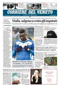 Corriere del Veneto Padova e Rovigo – 19 febbraio 2020