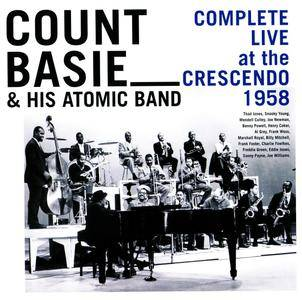 Count Basie & His Atomic Band - Complete Live At The Crescendo 1958 (2016) {5CD Box Set Phono Records 870245}